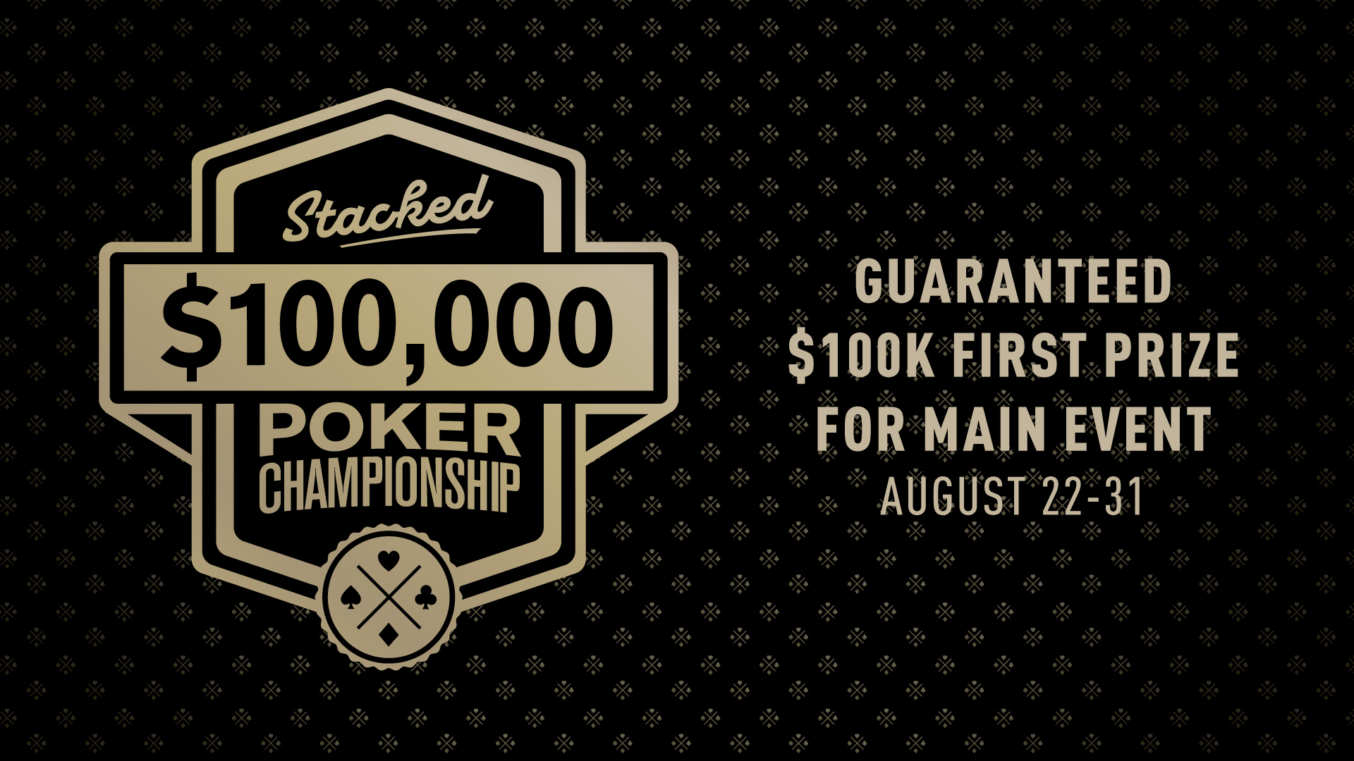 Stacked Poker Championship
